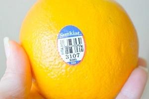Kody PLU na warzywach i  owocach